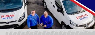 Rent a van in Wiltshire and Gloucestershire