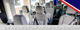 Rent a minibus in Wiltshire and Gloucestershire