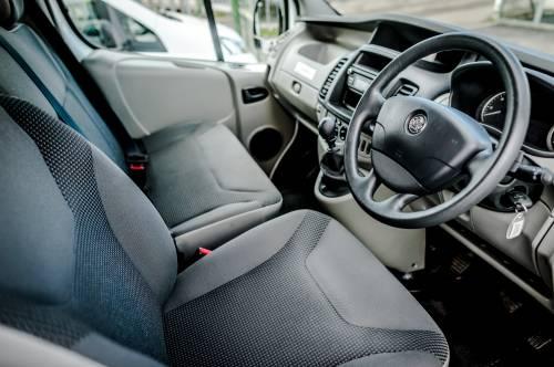 Affordable van hire still means top quality vans