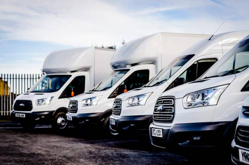 Why settle for an hourly van rental when you can take your time?
