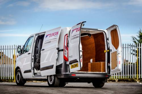 Rent a van to Click-and-Collect