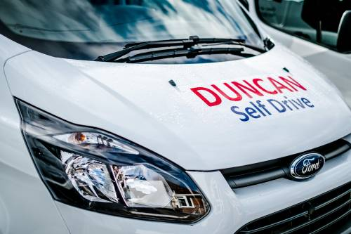 Rent a van in Swindon to help you move your stuff