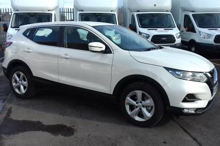 Nissan Qashqai DCI Acenta (Based at our Swindon office)