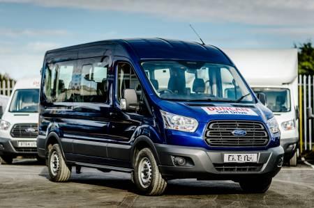 Ford Transit LWB 15 Seat Minibus MPV (or similar)