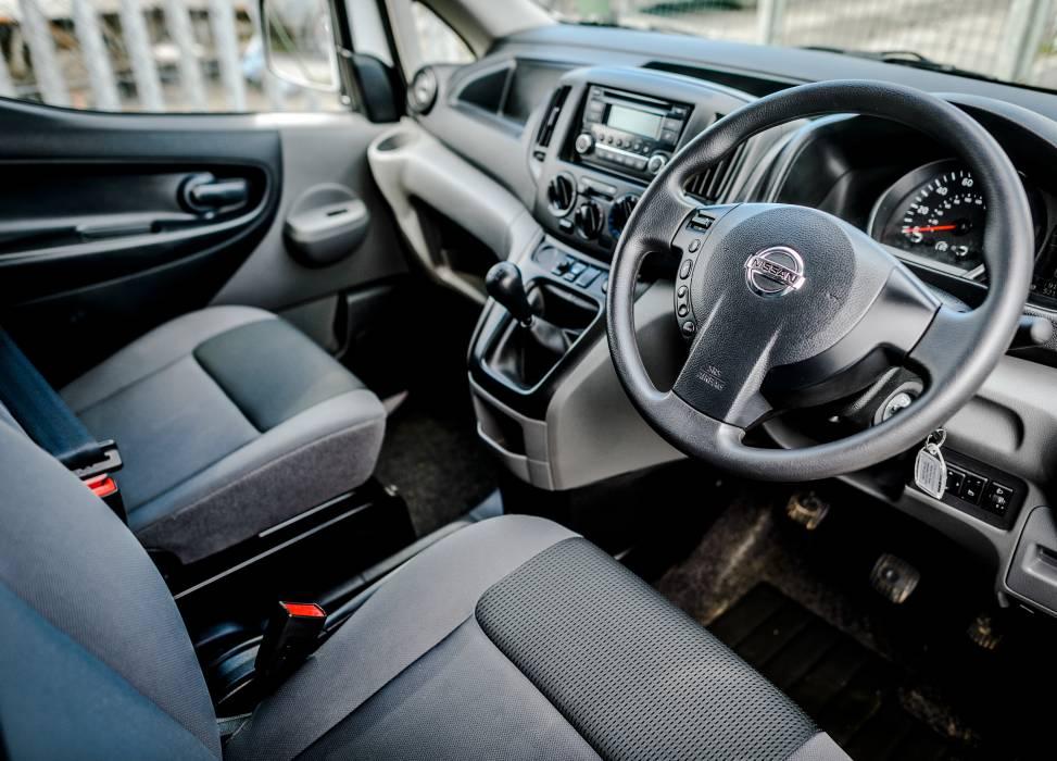 Nissan nv200 internal